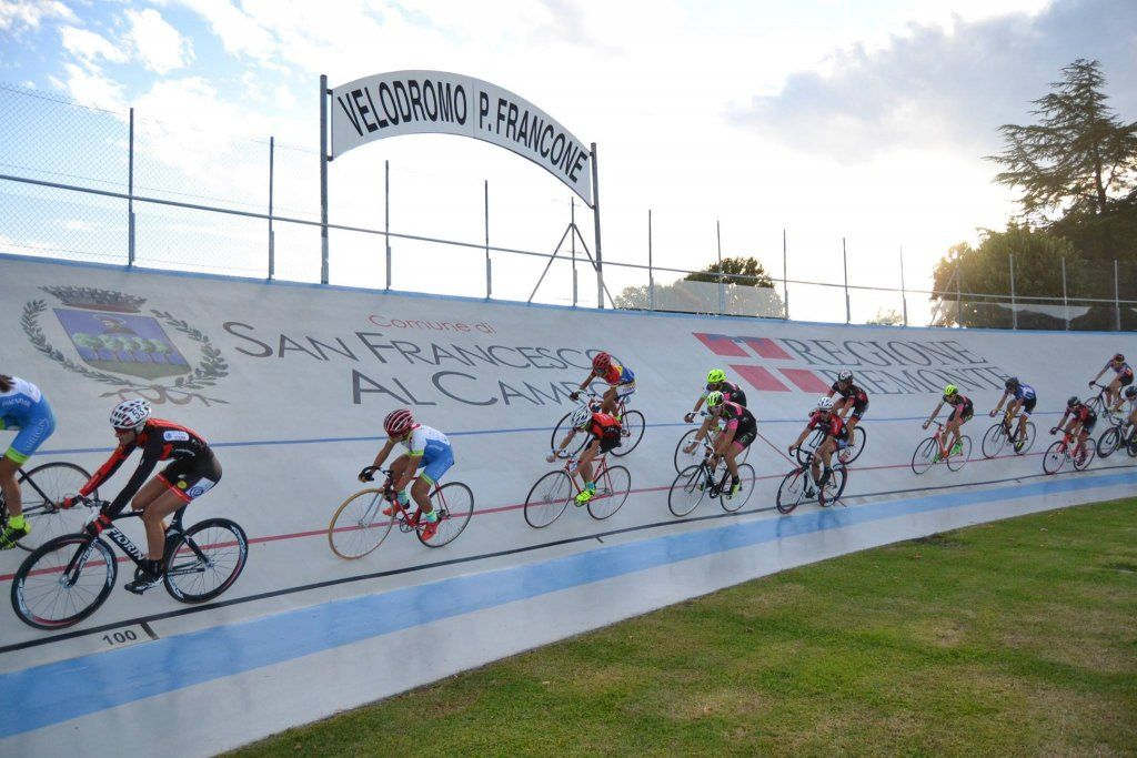 CICLISMO - I Campionati italiani giovanili al Velodromo Francone