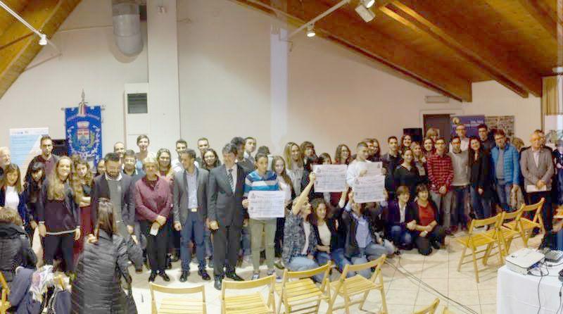 VALLE SOANA - «Feed the valley» si aggiudica «Scuola e territorio» il concorso promosso dal Comune di Ronco