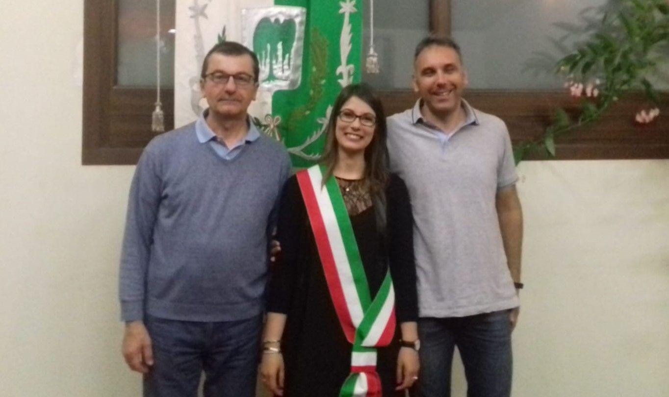 SALASSA - E' iniziato il mandato del sindaco Roberta Bianchetta