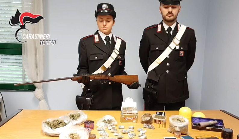 CIRIE' - Spaccio di droga in città: altri due giovani denunciati - QC QuotidianoCanavese