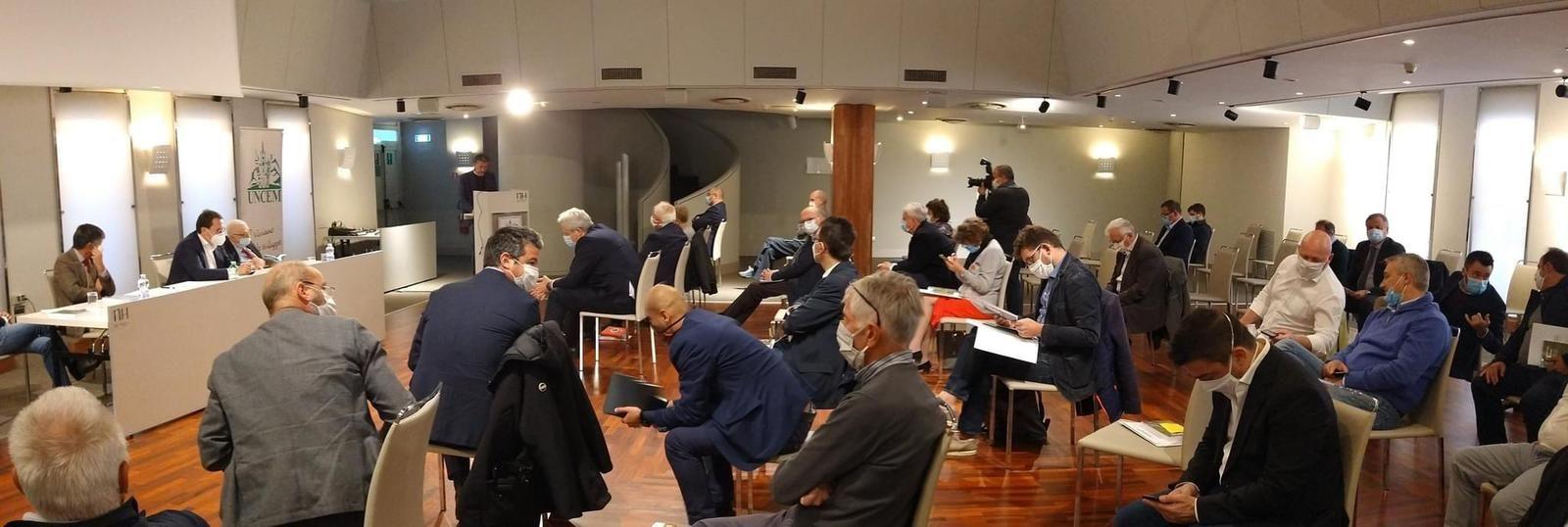 INGRIA - Il sindaco De Santis nel Consiglio Nazionale dell'Uncem