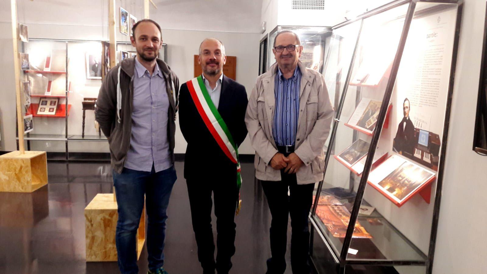 SAN GIORGIO - Il sindaco Zanusso ha scelto la via della continuità