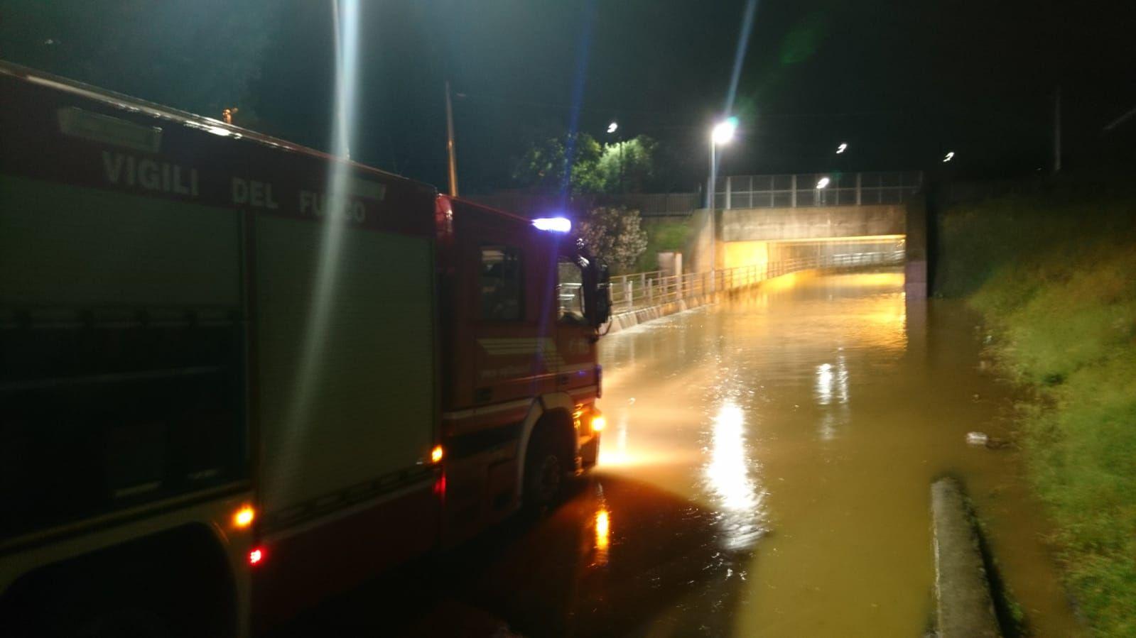 RIVAROLO - I vandali del sottopasso costano al Comune 3500 euro
