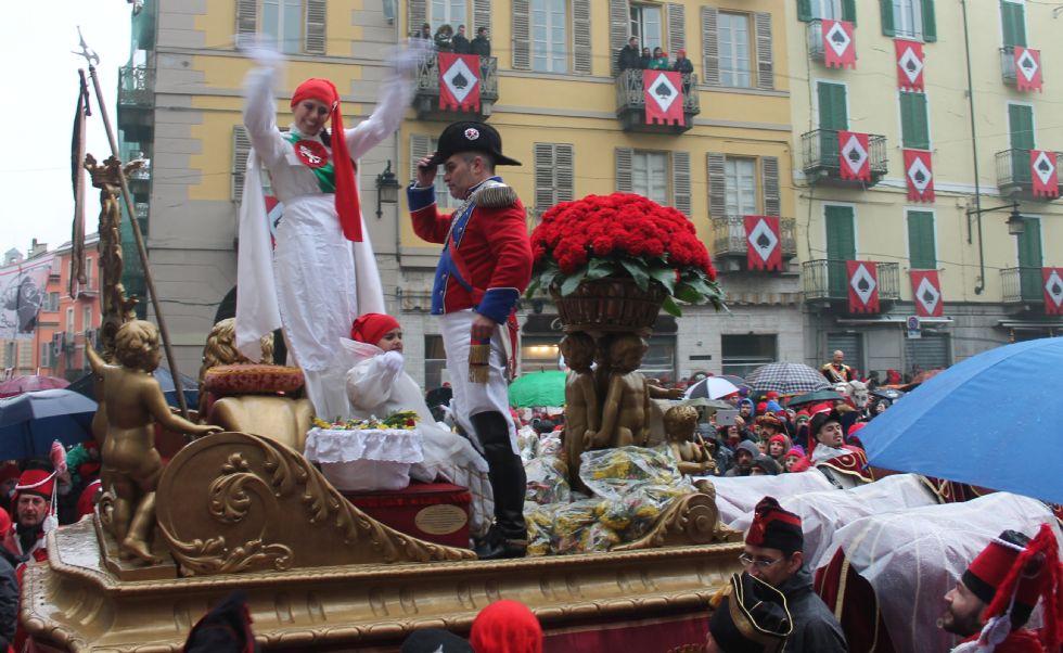 IVREA - L'Ordine della Mugnaia festeggia i suoi primi 40 anni
