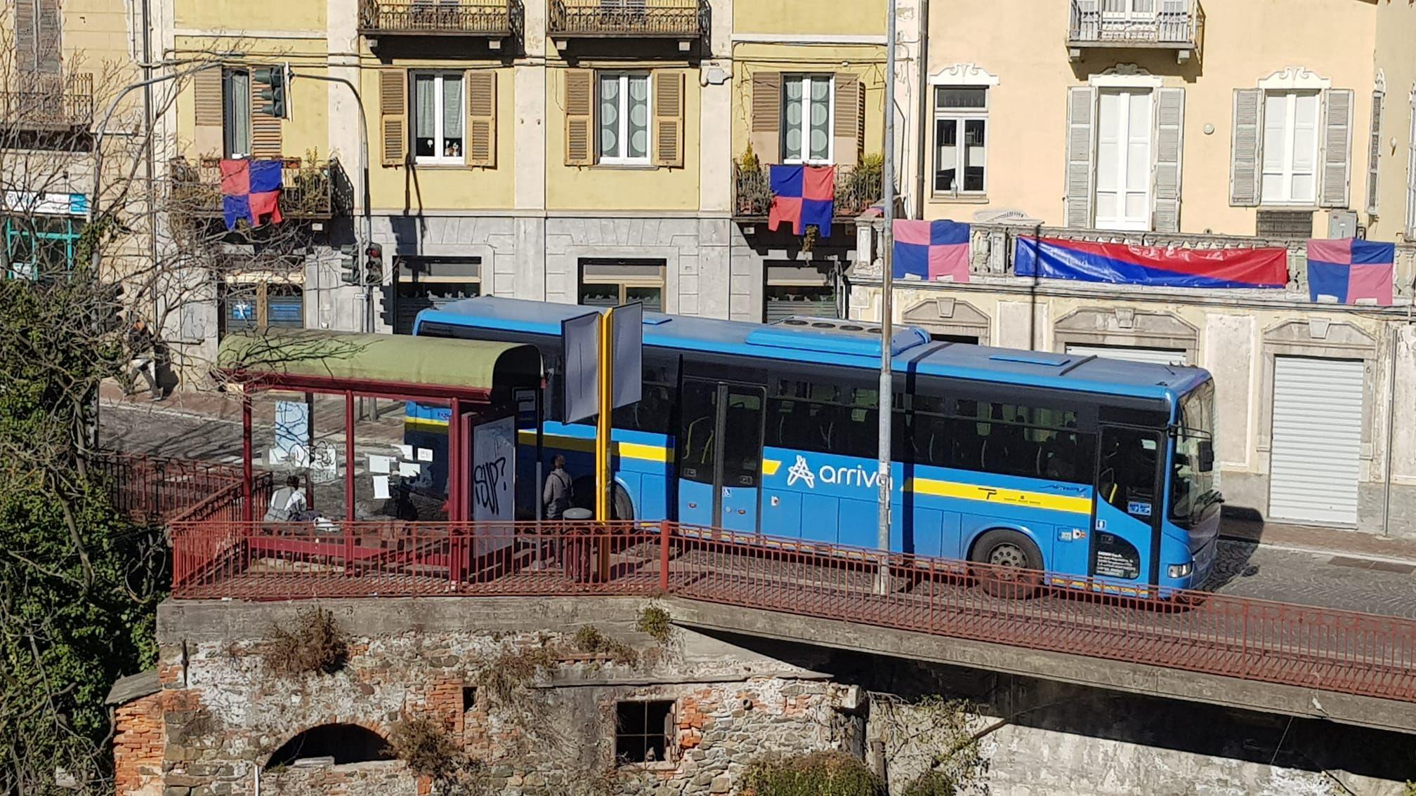 IVREA - Autobus elettrici: la Regione ha detto «Si». Ne servono venti per far funzionare la conurbazione eporediese