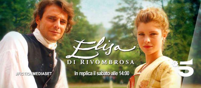TELEVISIONE - Torna su Canale5 «Elisa di Rivombrosa», la fiction ...