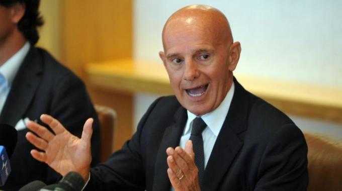 IVREA - Arrigo Sacchi ospite all'assemblea di Confindustria