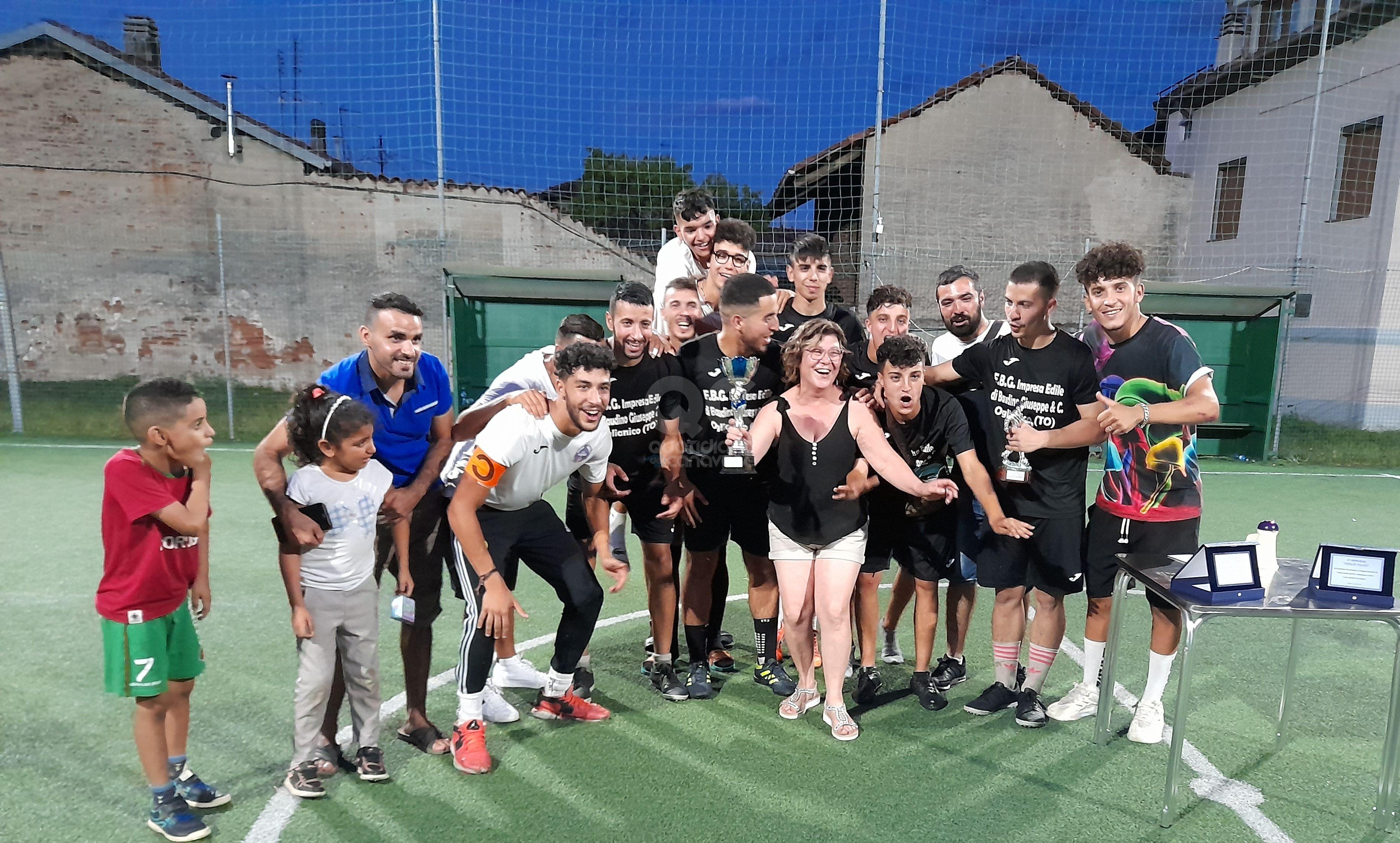 FAVRIA - Dodici ore di sport, calcio e divertimento in ricordo di Domenico Costanzo e Fulvio Doglio