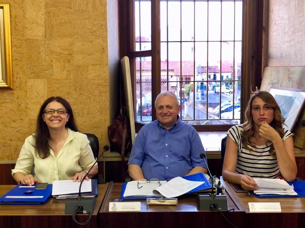 LEINI - «Uniti per Leini» rivendica i lavori in corso in viale Italia
