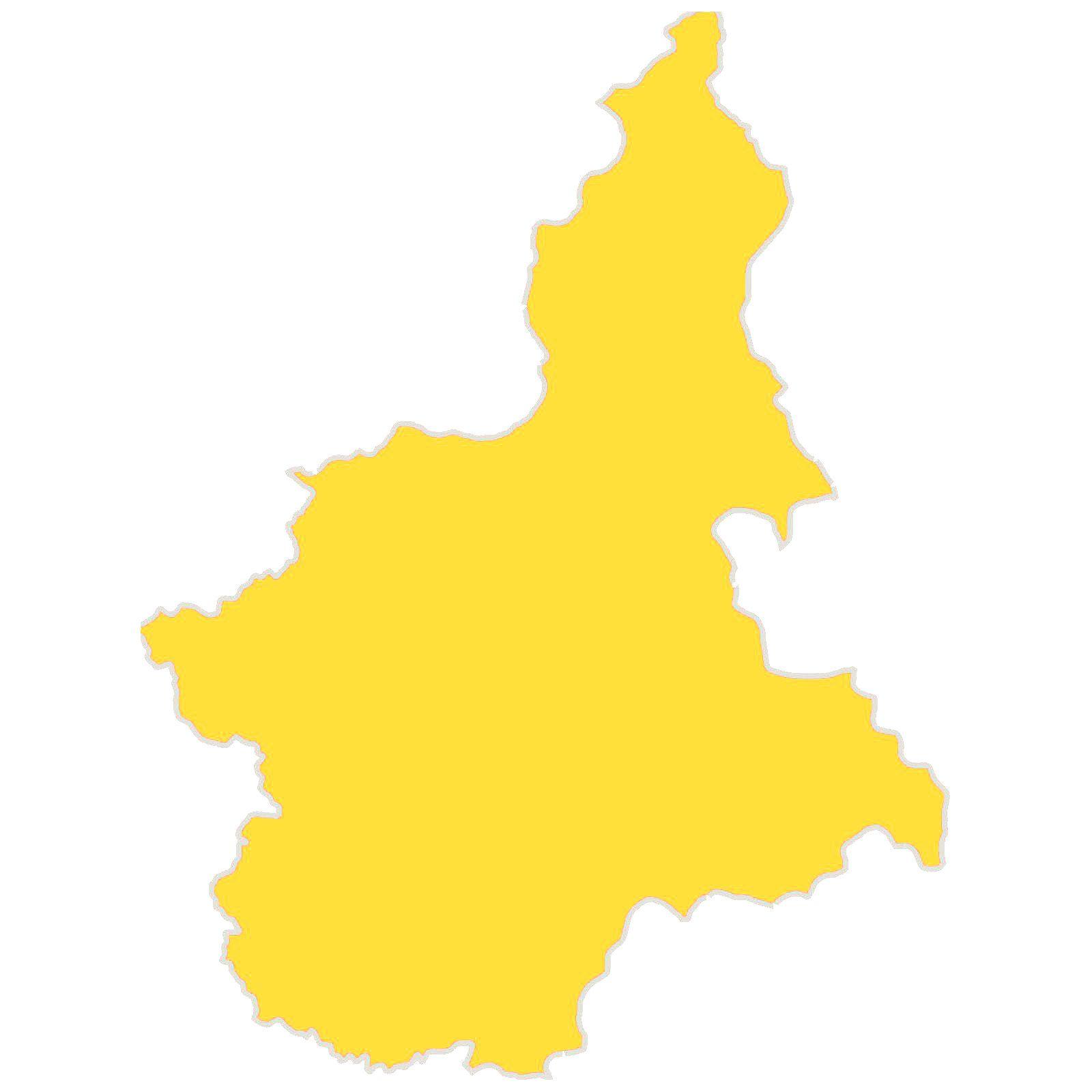 COVID - Il Piemonte resta in zona gialla per un'altra settimana: la pressione ospedaliera continua a scendere
