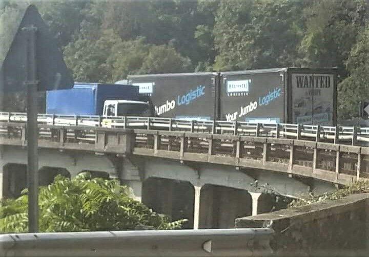 PONTE PRETI - Il ponte è sicuro ma inadatto al traffico pesante: i lavori non prima del 2020?