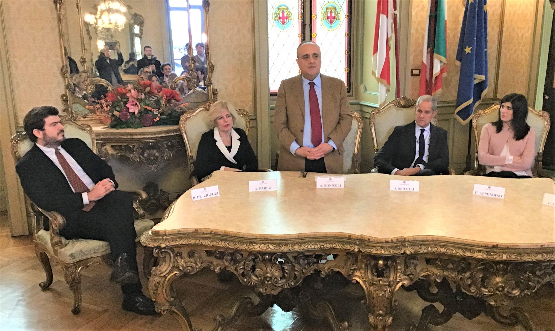 IVREA - Il Ministro celebra la città Unesco: «Adesso Ivrea gioca nella serie A del patrimonio culturale»