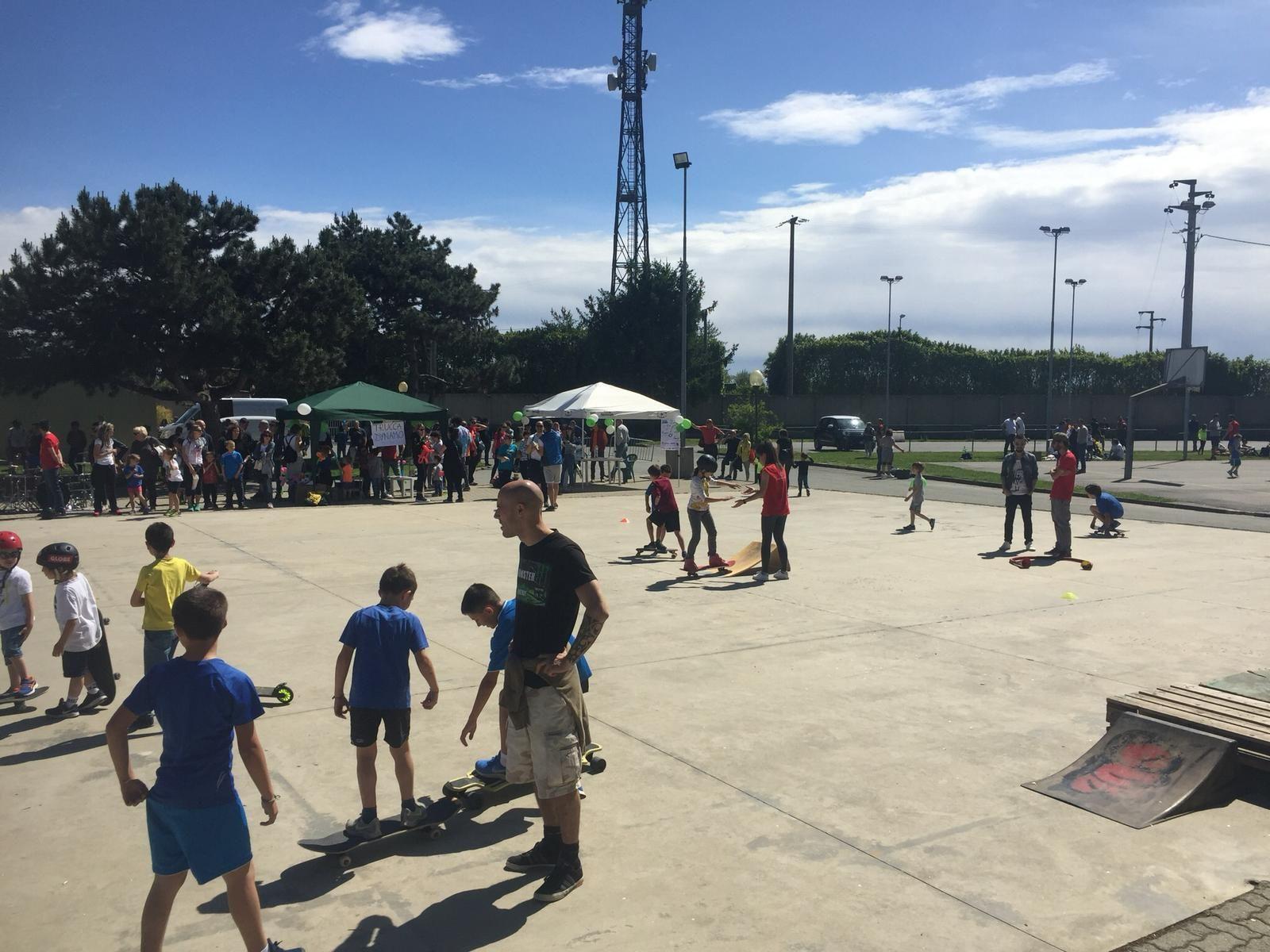 RIVAROLO - Il Poli per Dynamo Camp, giornata benefica delle associazioni