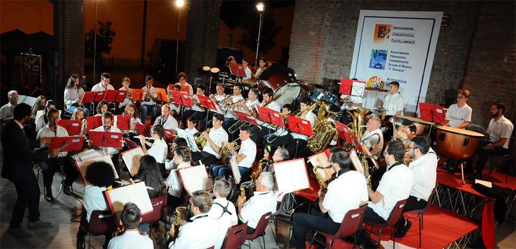 CASTELLAMONTE - Sabato il quarto concerto di primavera tra musica e solidarietà