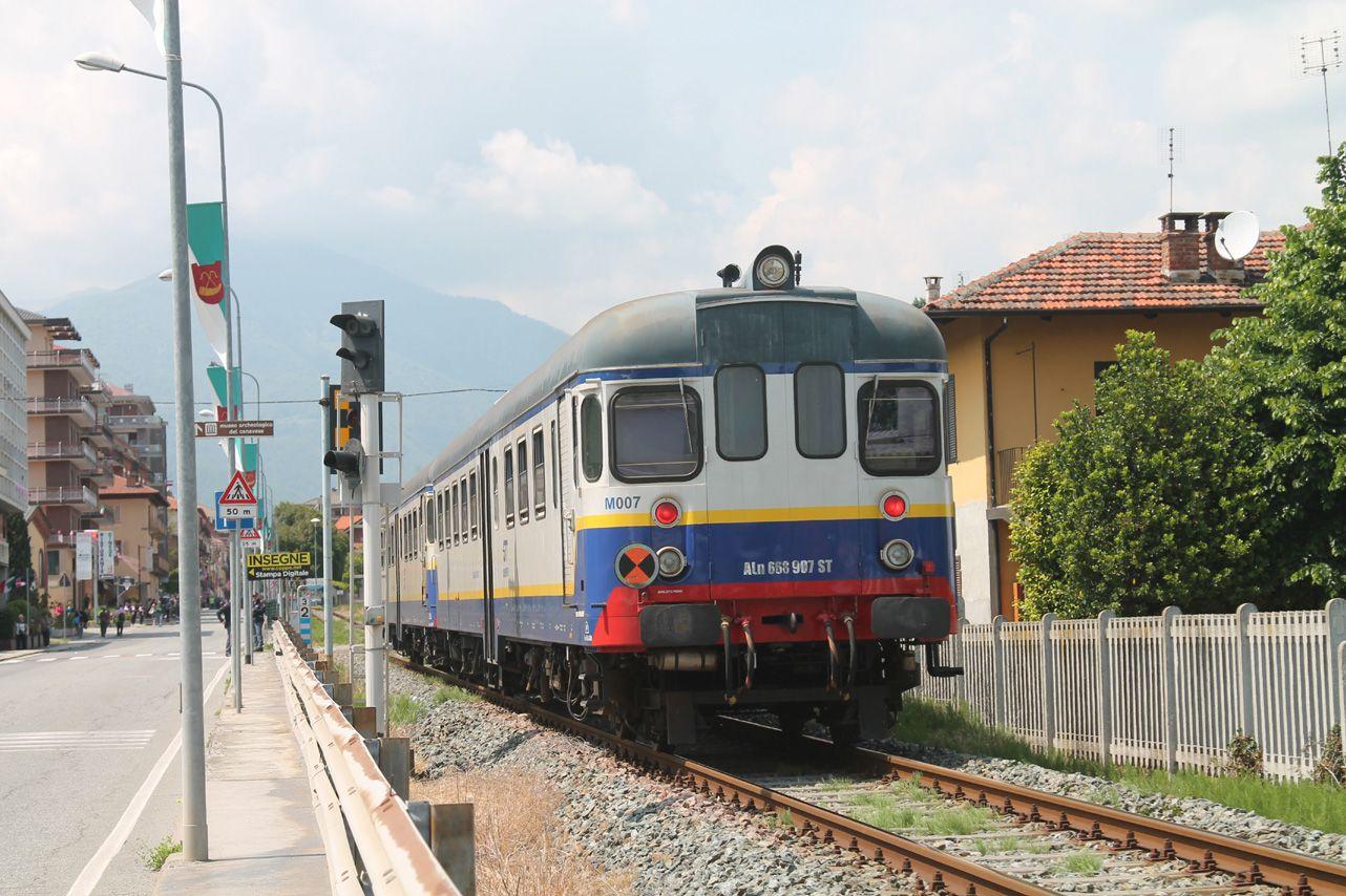 FERROVIA CANAVESANA - L'Autorità di Regolazione dei Trasporti apre un procedimento contro Gtt per i continui disservizi