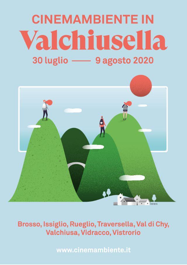 VALCHIUSELLA - Appuntamento fisso dell'estate green, torna CinemAmbiente dal 30 luglio al 9 agosto
