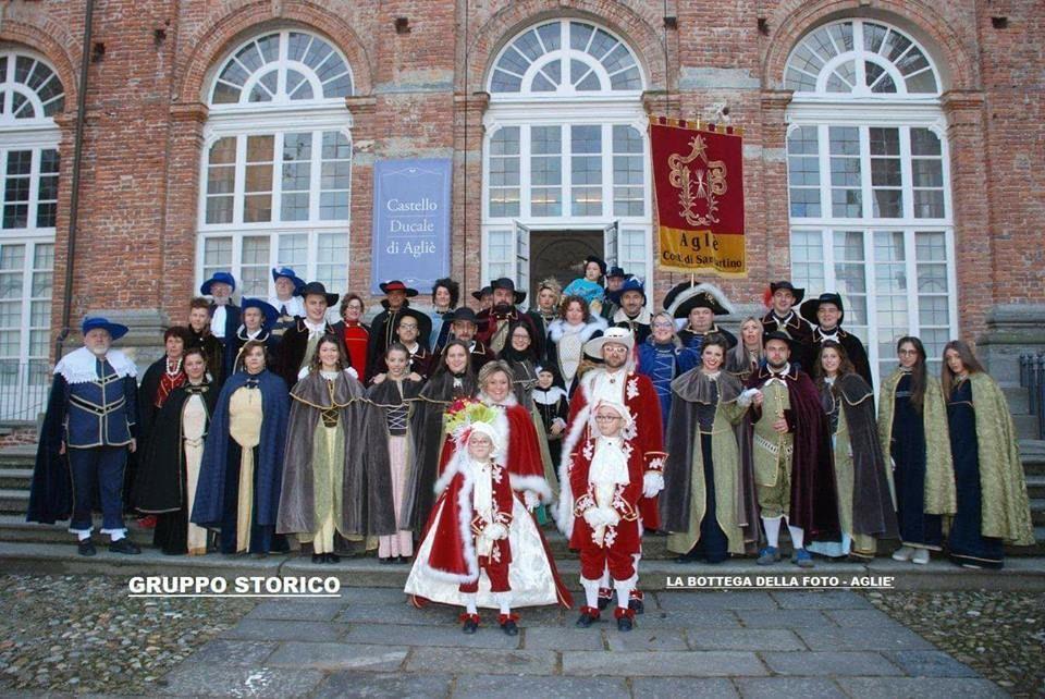 AGLIE' - Carluvà d'Ajè: il 27 la presentazione dei Conti di San Martino