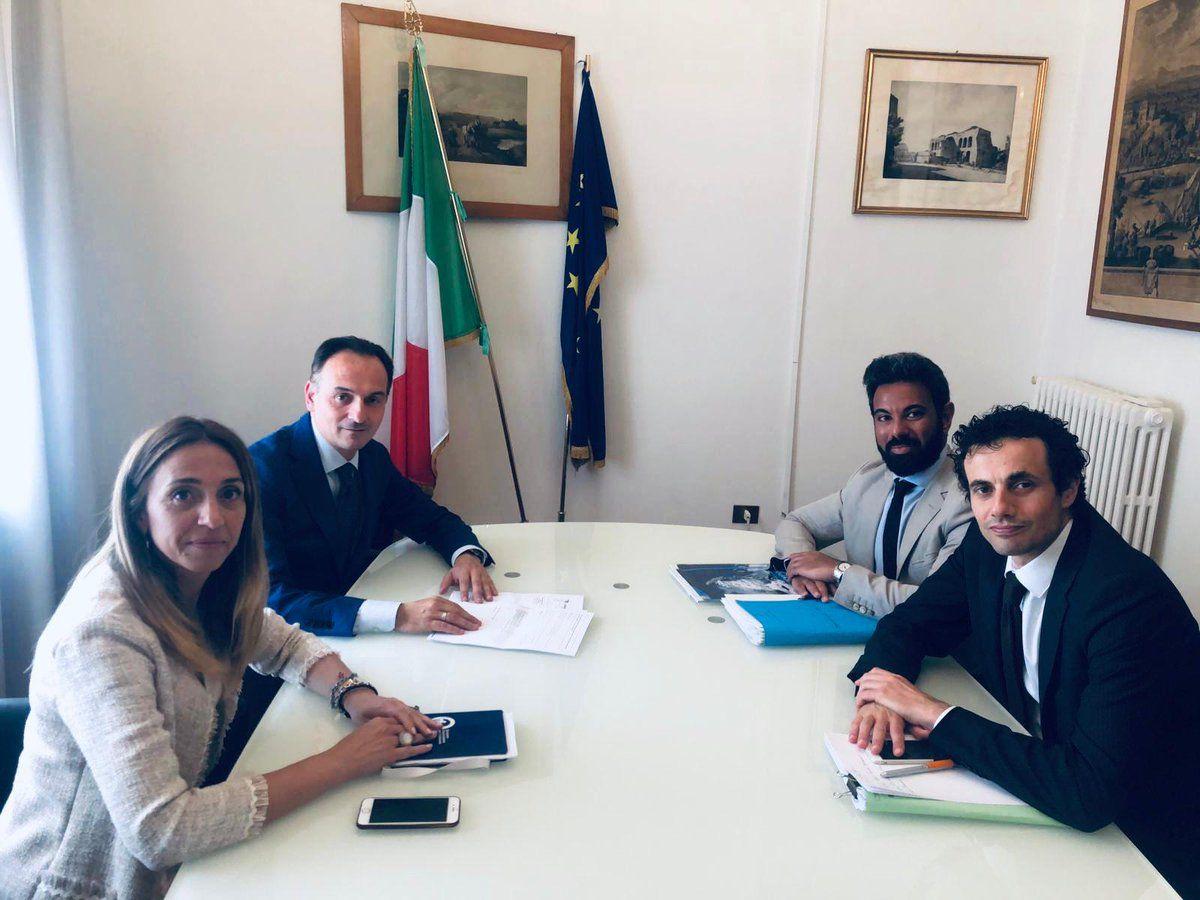 MAPPANO-BRANDIZZO - Mercatone Uno: Cirio al tavolo di crisi a Roma