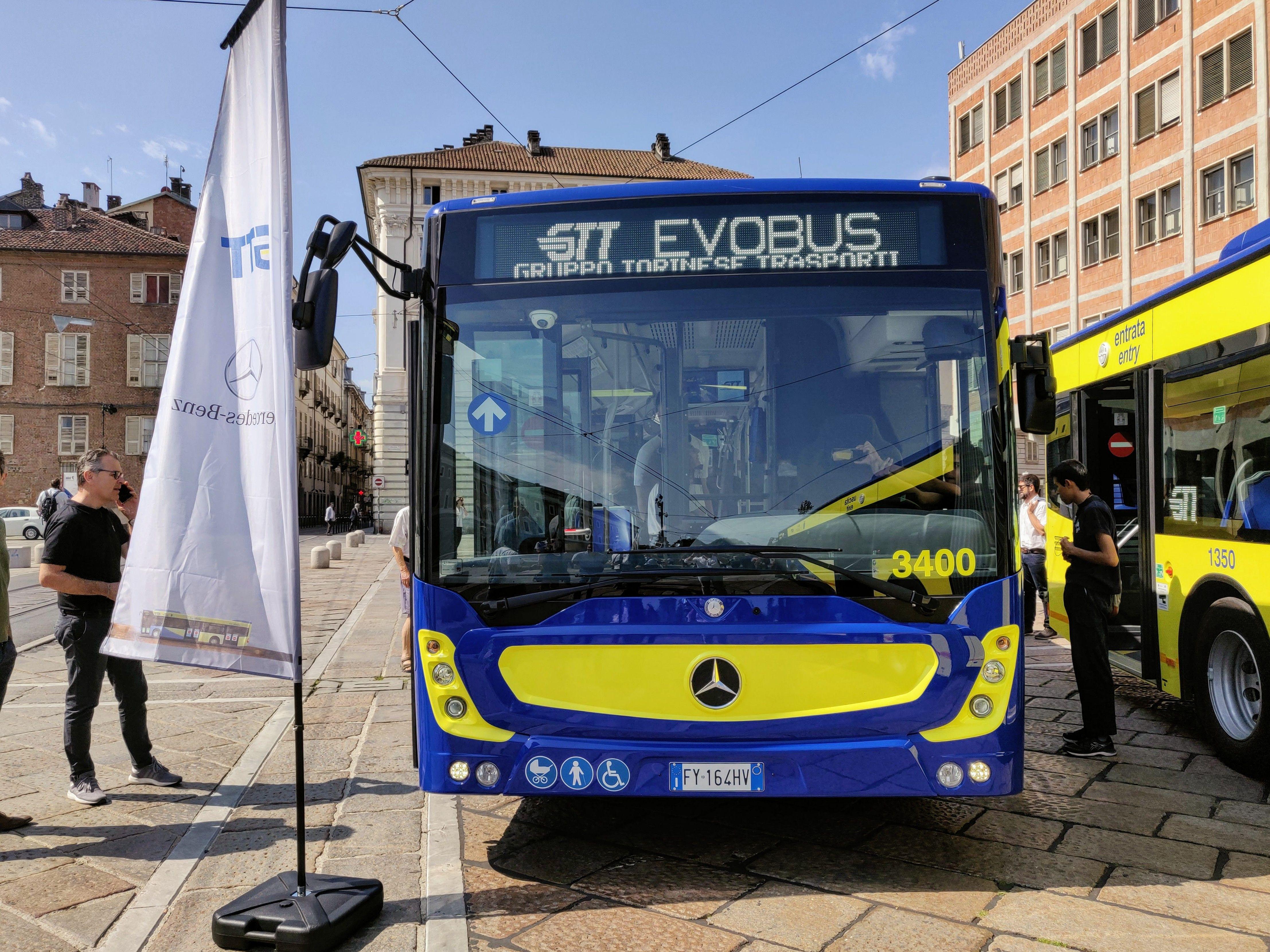 MAPPANO - Gtt propone la linea 26 per raggiungere Torino Stura