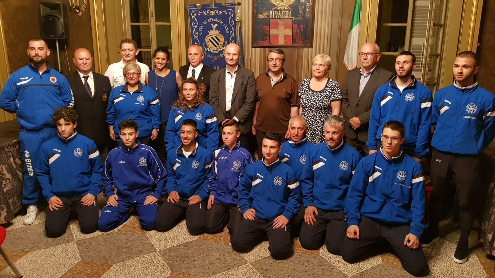 KARATE - L'Italia fa il tifo per i ragazzi della Rem Bu Kan di Rivarolo Canavese ai mondiali in Repubblica Ceca - FOTO