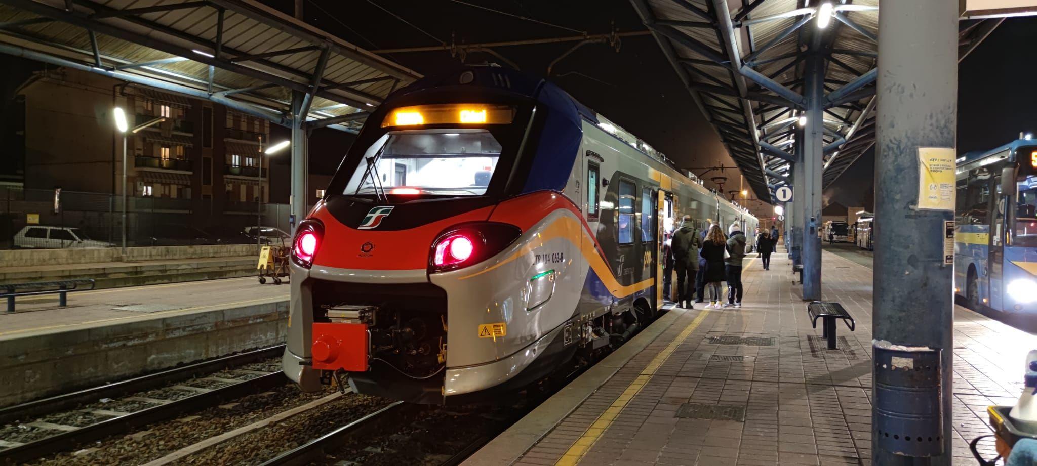 RIVAROLO CANAVESE - Blocco temporaneo della linea ferroviaria per lavori dal 1 al 7 agosto