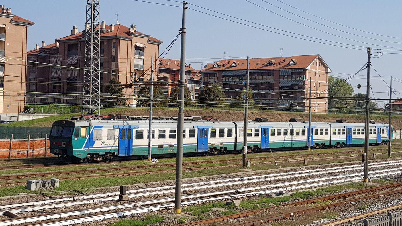 CHIVASSO - Guasto ad un treno, ritardi sulla linea Torino-Milano