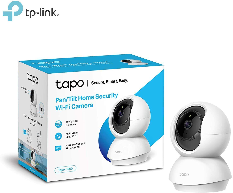 SICUREZZA - Videosorveglianza in casa con la nuova telecamera di TP-Link