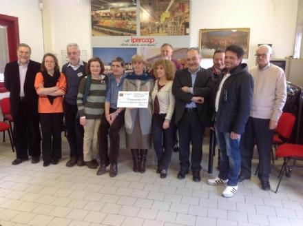 CUORGNE' - La scuola vince il concorso e festeggia con i soci Novacoop