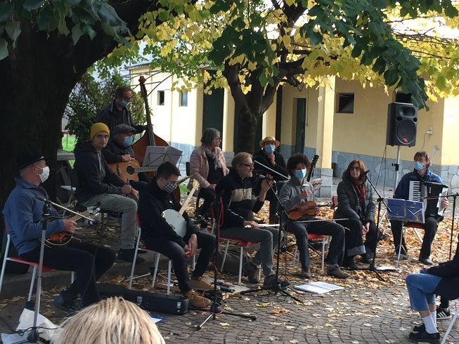 RIVAROLO - «FolkLocomotive»: partono le audizioni online