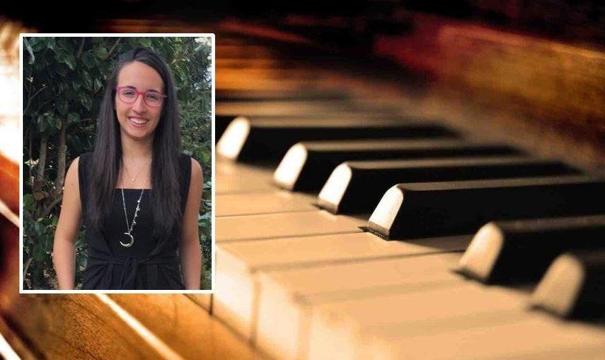SALASSA - Giovani musicisti crescono: borsa di studio alla pianista Beatrice Pascale