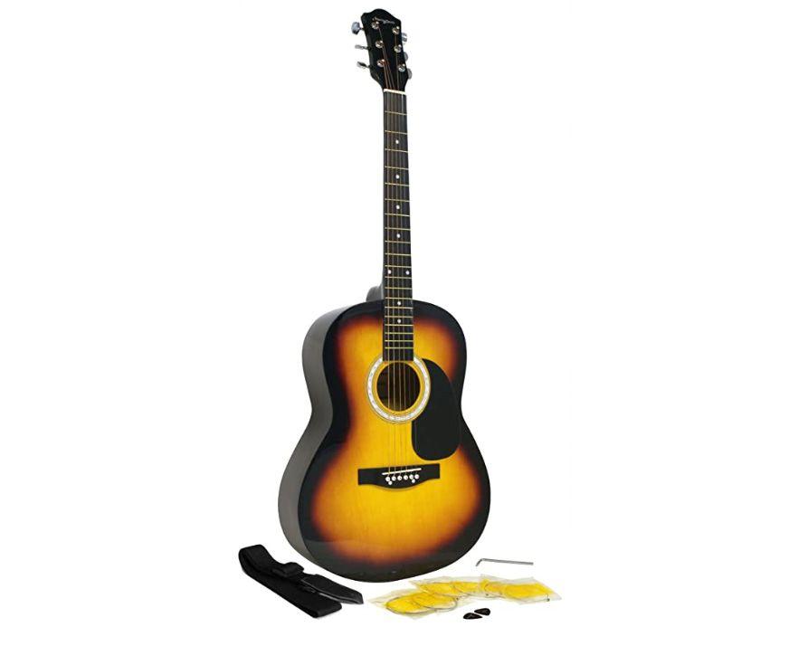 MUSICA - La chitarra acustica è sempre la preferita per imparare a suonare