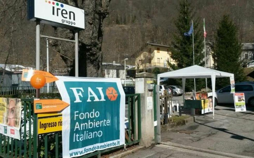 LOCANA - Quasi 900 persone hanno visitato la centrale di Rosone