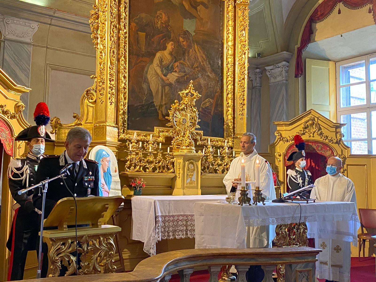 CARABINIERI - L'Arma celebra oggi la Virgo Fidelis