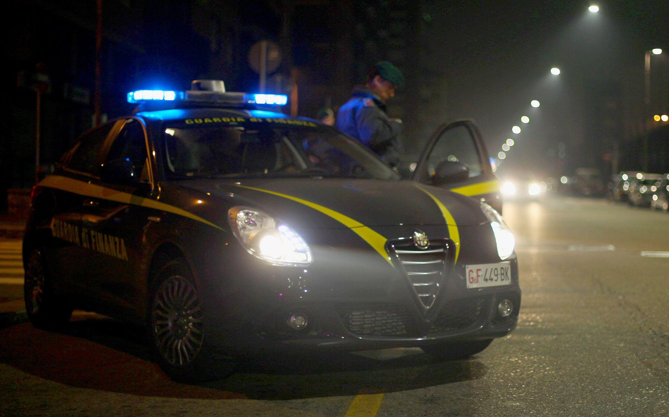 SAN GIORGIO CANAVESE-LEINI - Due imprenditori arrestati dalla Guardia di Finanza per bancarotta fraudolenta