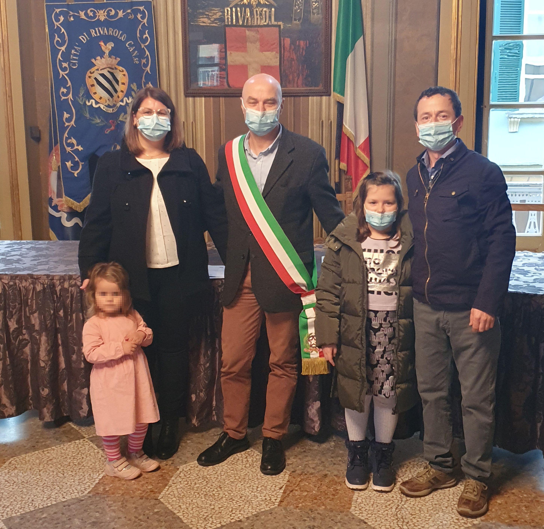 RIVAROLO CANAVESE - Dopo 12 anni ottiene la cittadinanza italiana