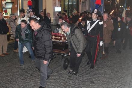CUORGNE' - Per don Nicola Faletti la cittadinanza onoraria
