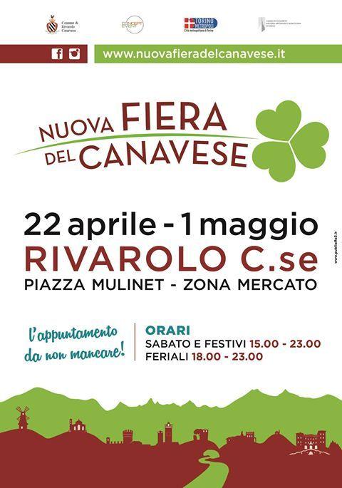 NUOVA FIERA DEL CANAVESE - Non solo expo: ecco tutti gli appuntamenti culturali della Fiera