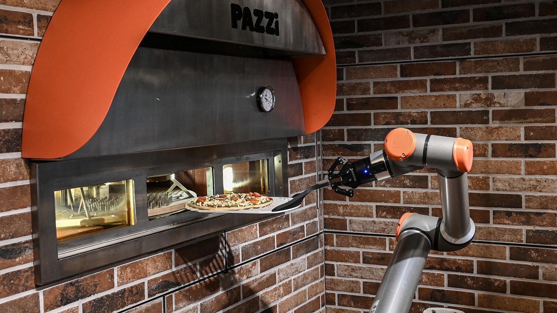 TECH - I cyber-pizzaioli di Parigi