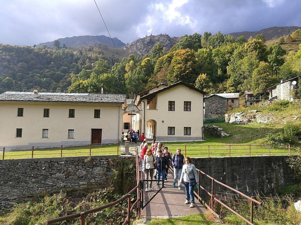 TURISMO - Strada Gran Paradiso a Rivarolo, Ribordone, Feletto, Ronco, Campiglia, Belmonte e Valperga