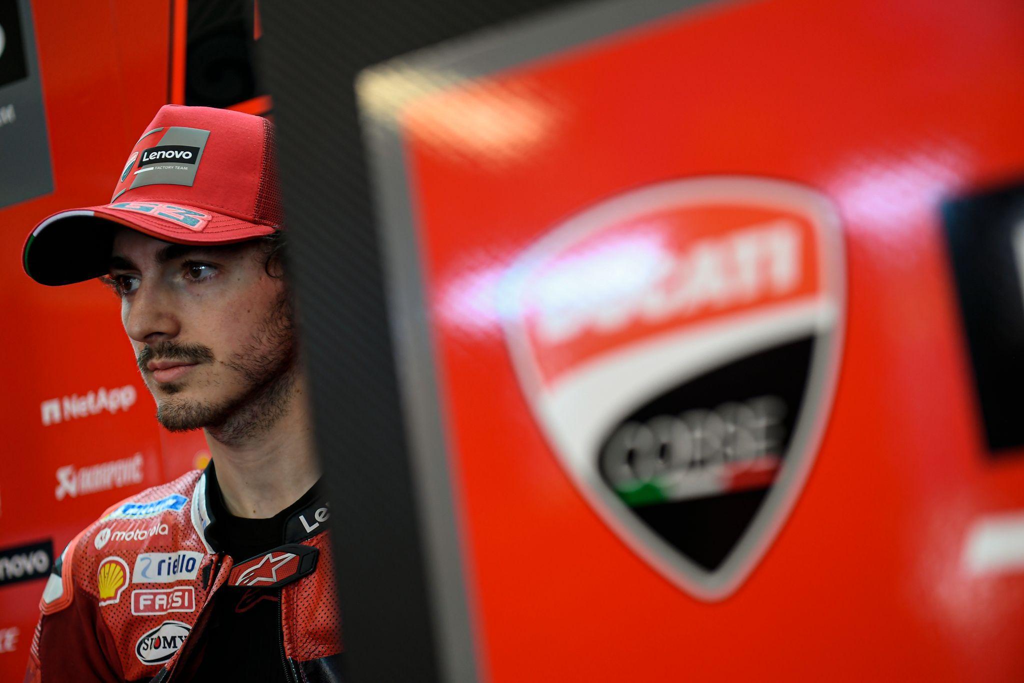 MOTO GP - Pecco Bagnaia secondo a Jerez ora è in testa alla classifica del mondiale