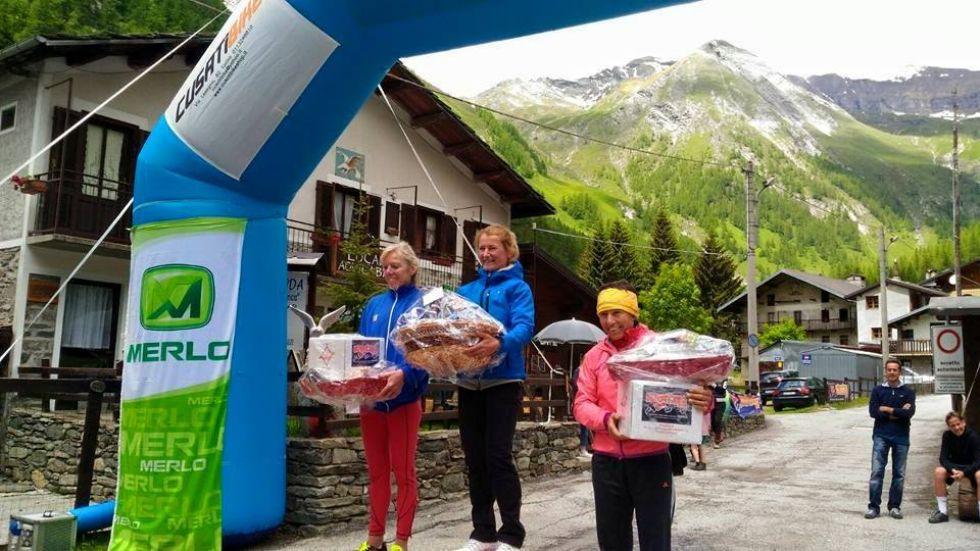 CORSA IN MONTAGNA - Grande successo per la marcia alpina Piamprato-Colle della Borra