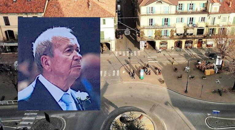 RIVAROLO - L'addio della città al geometra Guido Benedetto