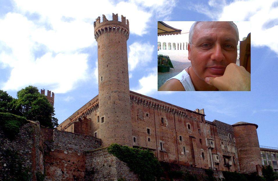 IVREA - Città in lutto per l'addio a Vincenzo Di Benedetto, coraggioso medico di famiglia stroncato dal covid