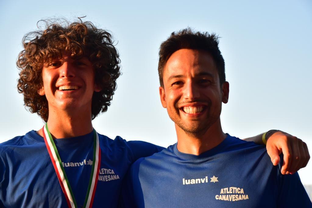 ATLETICA LEGGERA - Impresa storica di Stefano Demo ai Campionati Italiani su pista di Rieti