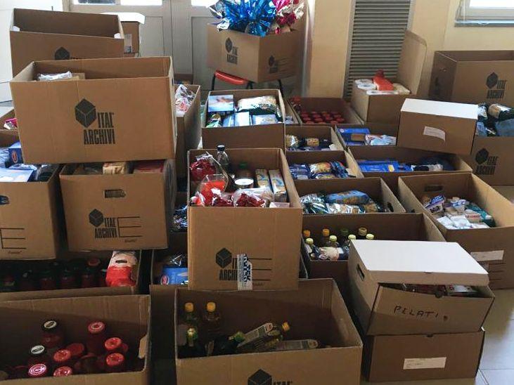 VOLPIANO - Pacchi alimentari, ben 300 famiglie assistite