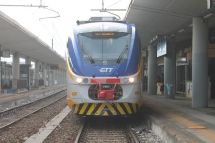 CANAVESANA - In servizio i nuovi treni Gtt - FOTO e VIDEO
