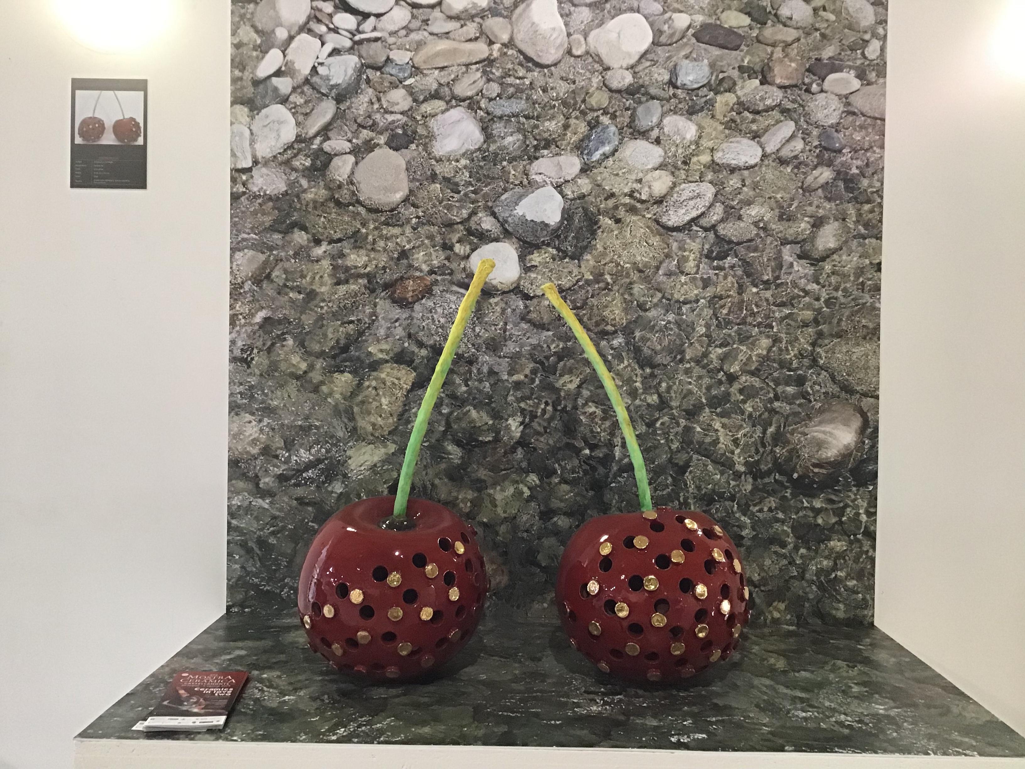 CASTELLAMONTE - Mostra della Ceramica, al Martinetti i protagonisti sono stufe e design - FOTO