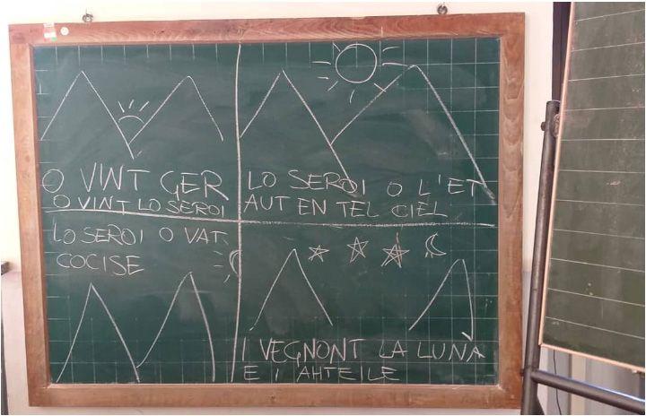 RONCO CANAVESE - Il Francoprovenzale a scuola: Uncem plaude