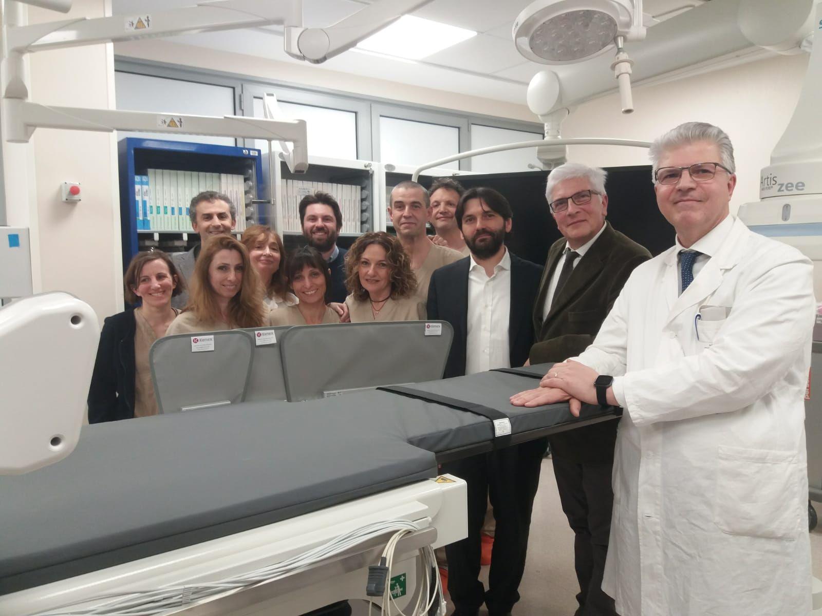 CANAVESE - Meno rischi per chi soffre di cuore: all'ospedale di Chivasso entra in funzione l'emodinamica - FOTO