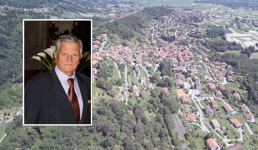BUROLO - Ultimo commosso saluto al «sindaco per antonomasia» Piergiuseppe Cresto